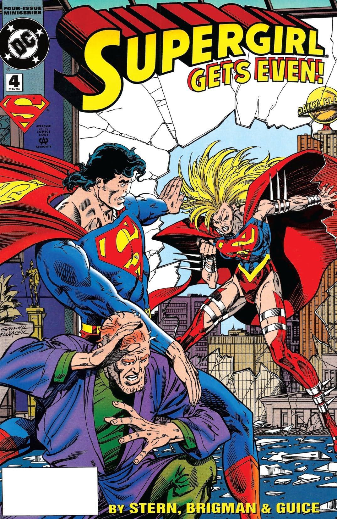 Supergirl (1994) #4