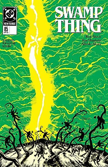 Swamp Thing (1982-1996) #85