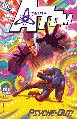 The All New Atom (2006-2008) #16