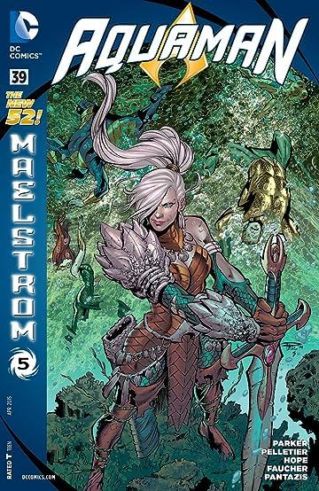 Aquaman (2011-2016) #39