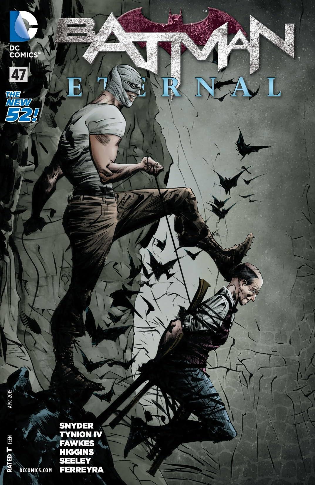 Batman Eternal (2014-2015) #47