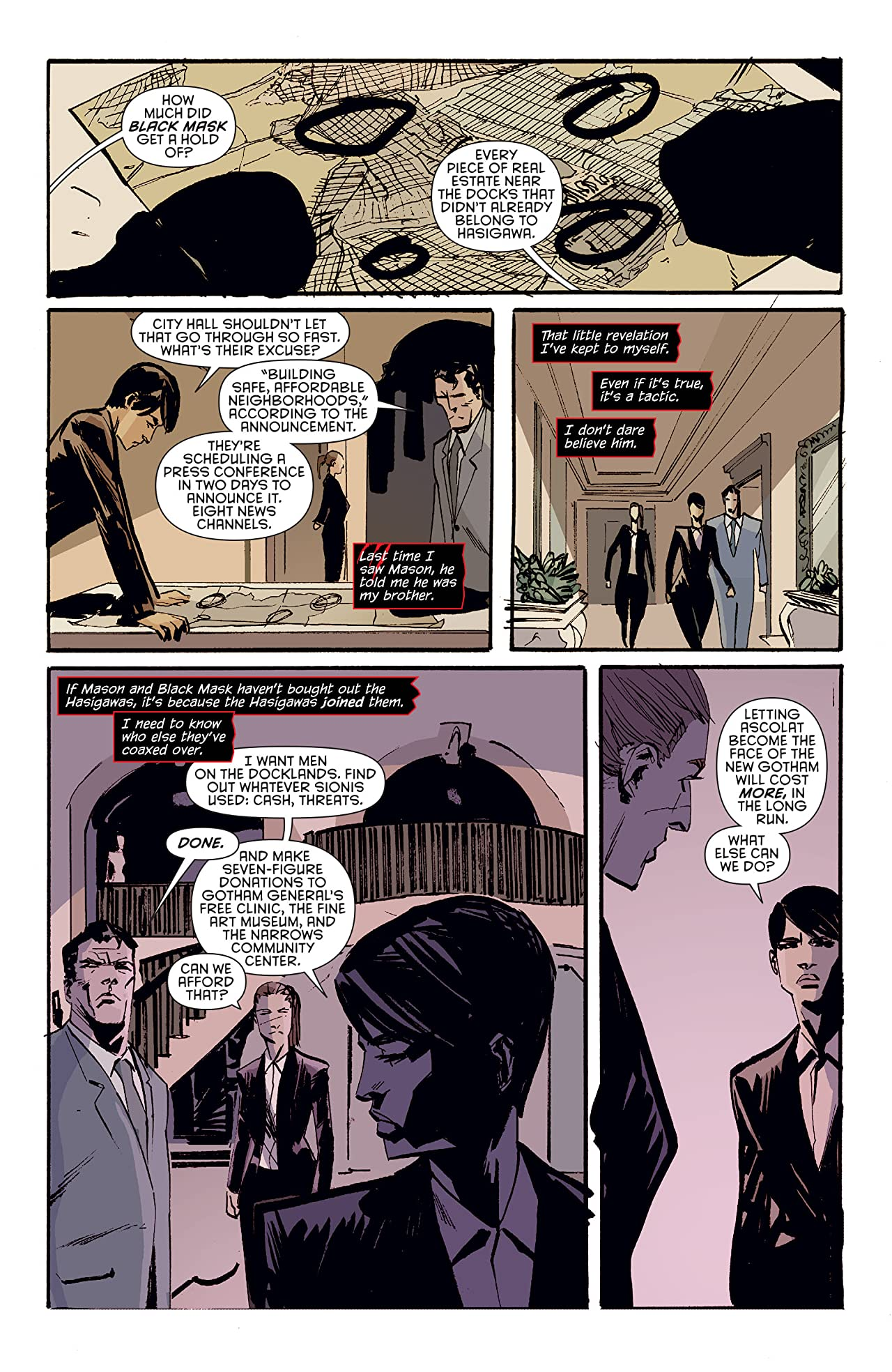 Catwoman (2011-2016) #39