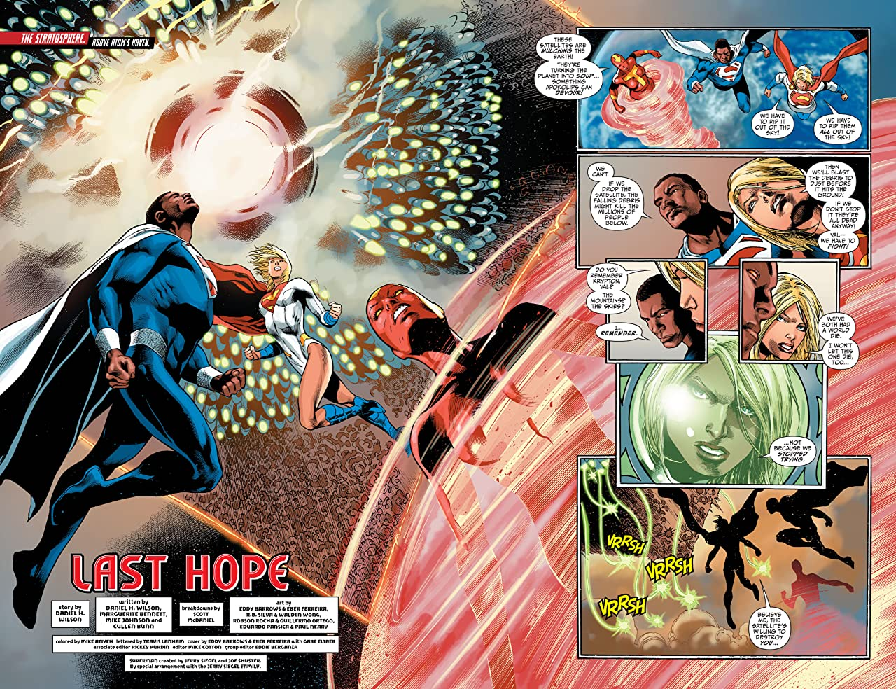 Earth 2: World's End (2014-2015) #21