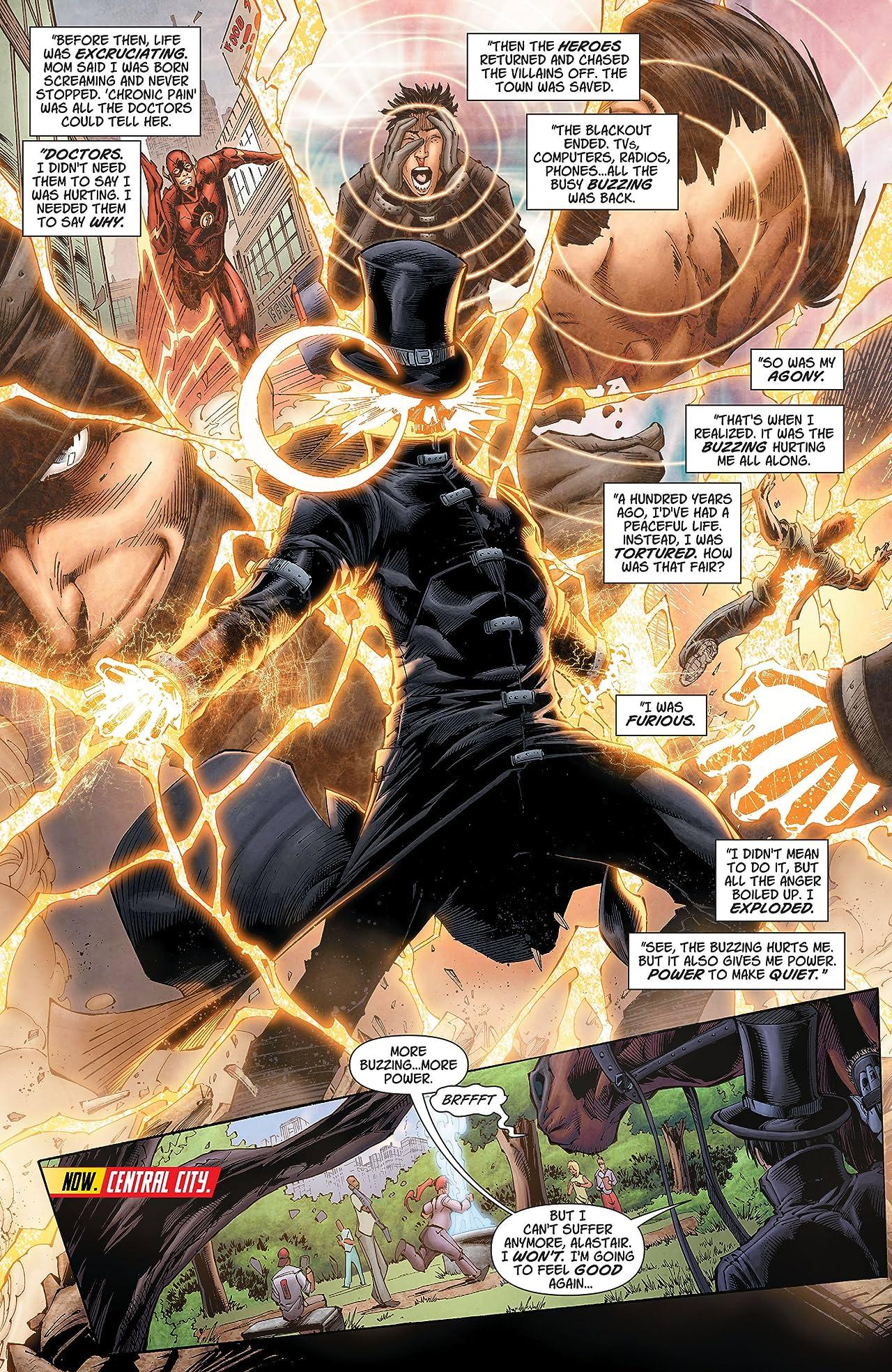 The Flash (2011-2016) #39