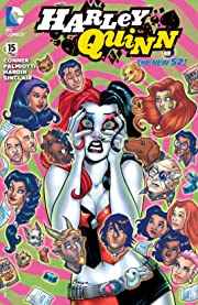 Harley Quinn (2013-2016) #15