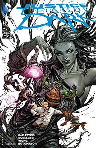 Justice League Dark (2011-2015) #39