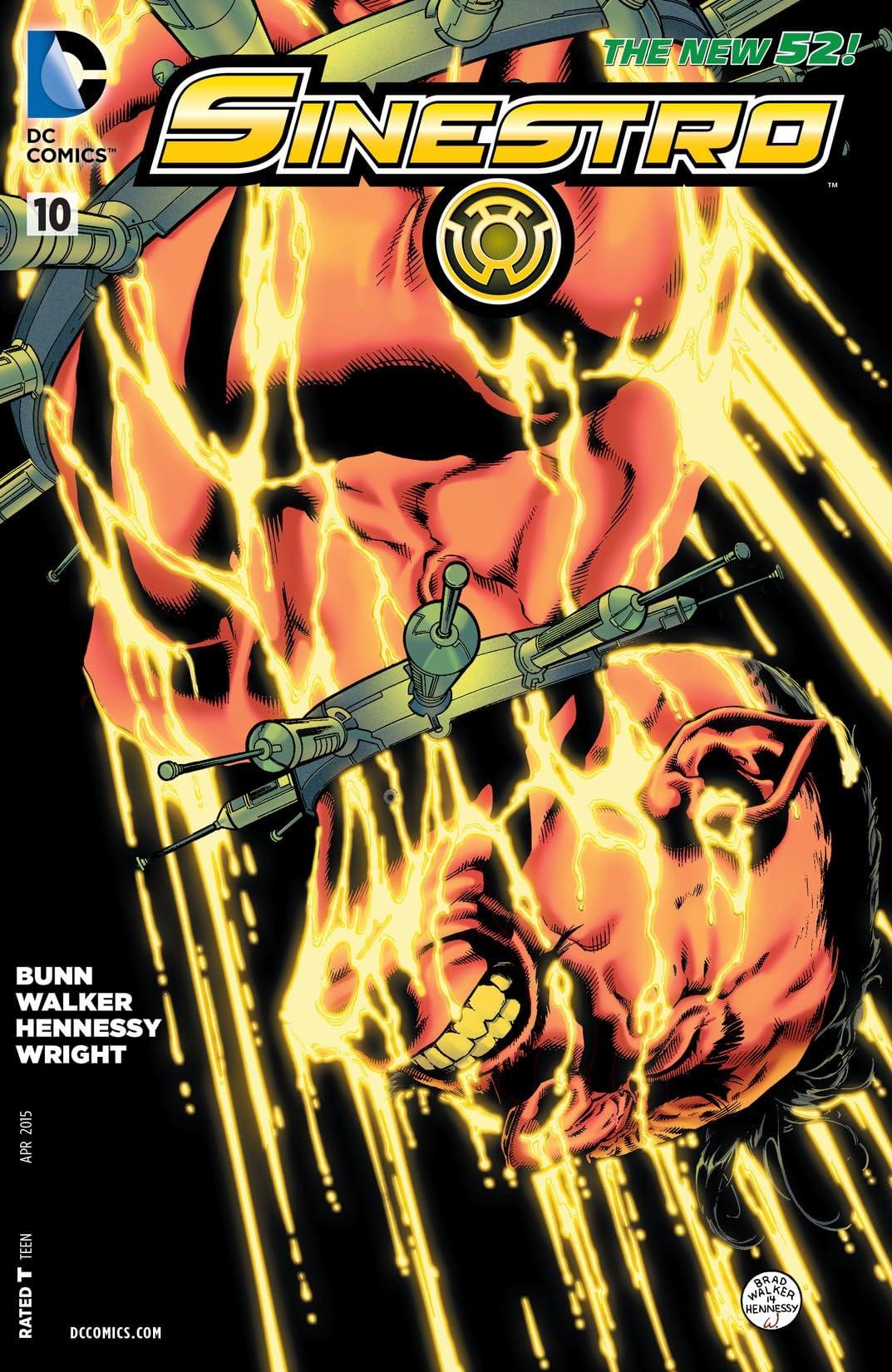 Sinestro (2014-2016) #10