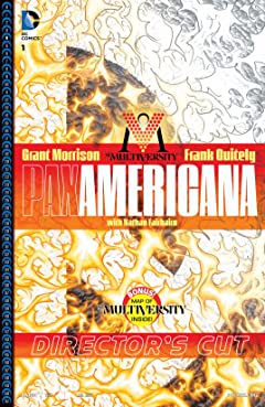 The Multiversity: Pax Americana (2014) #1: Director's Cut