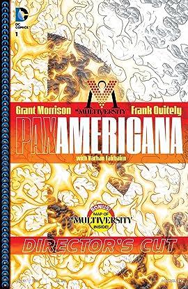 The Multiversity: Pax Americana (2014) #1: Director's Cut