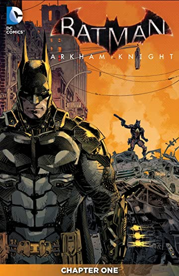 Batman: Arkham Knight (2015-2016) #1