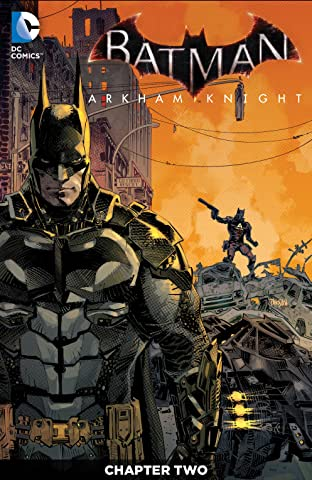 Batman: Arkham Knight (2015-2016) #2