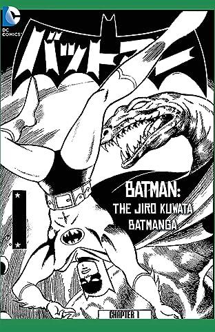 Batman: The Jiro Kuwata Batmanga #35