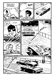 Batman: The Jiro Kuwata Batmanga #35