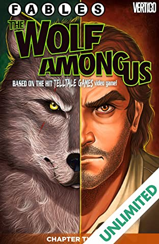 Fables: The Wolf Among Us #12