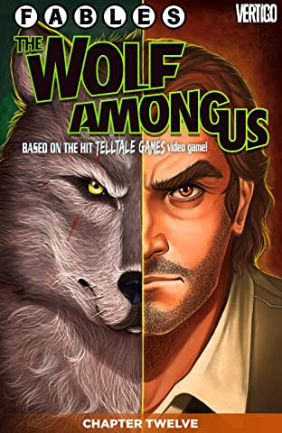 Fables: The Wolf Among Us No.12