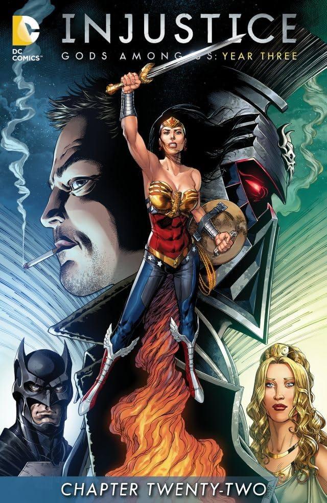 Injustice: Gods Among Us: Year Three (2014-2015) #22