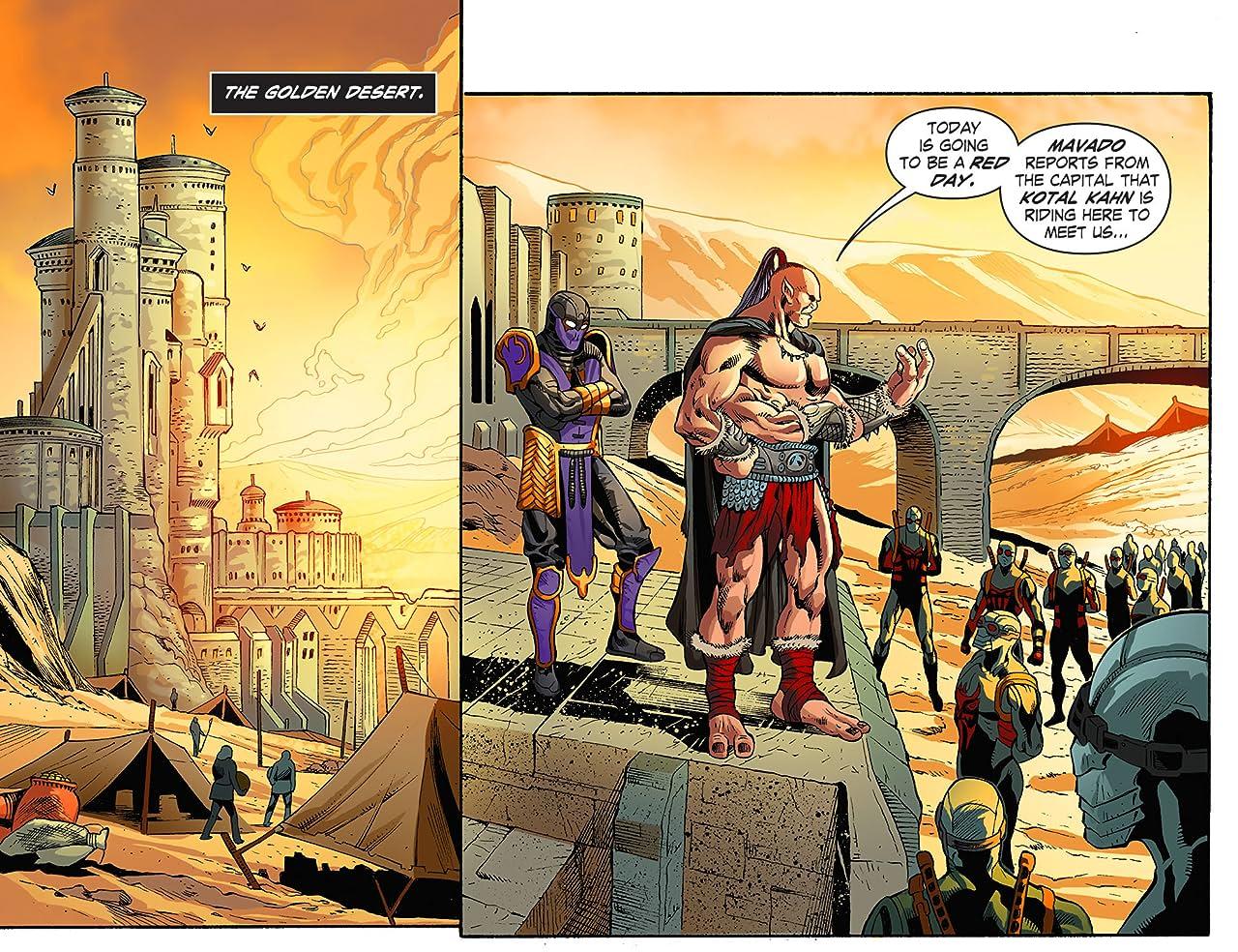 Mortal Kombat X (2015) #8