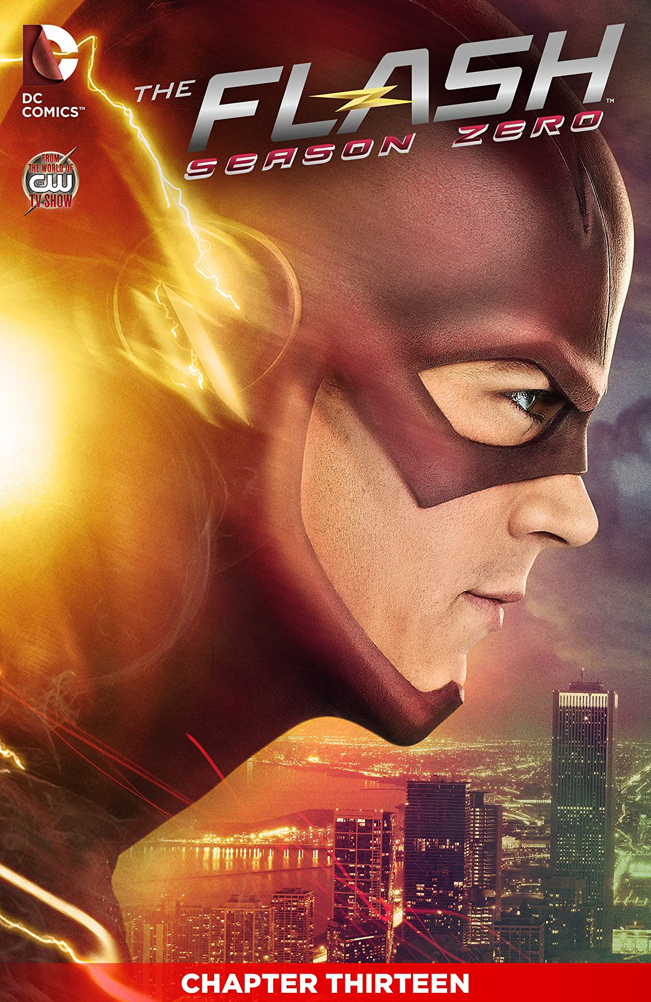 The Flash: Season Zero (2014-2015) #13
