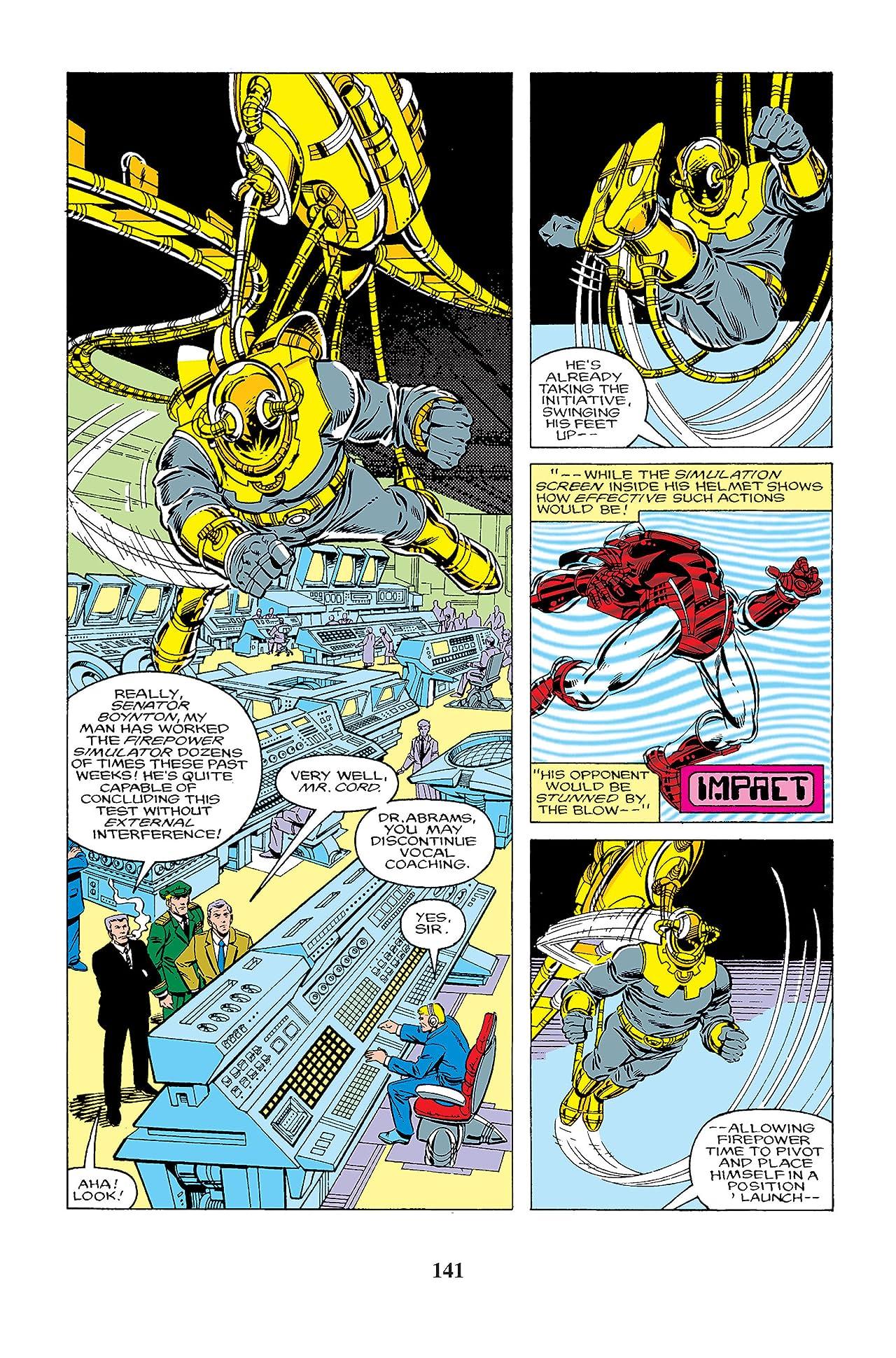 Iron Man (1968-1996) #230
