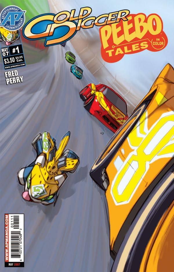 Gold Digger: Peebo Tales #1