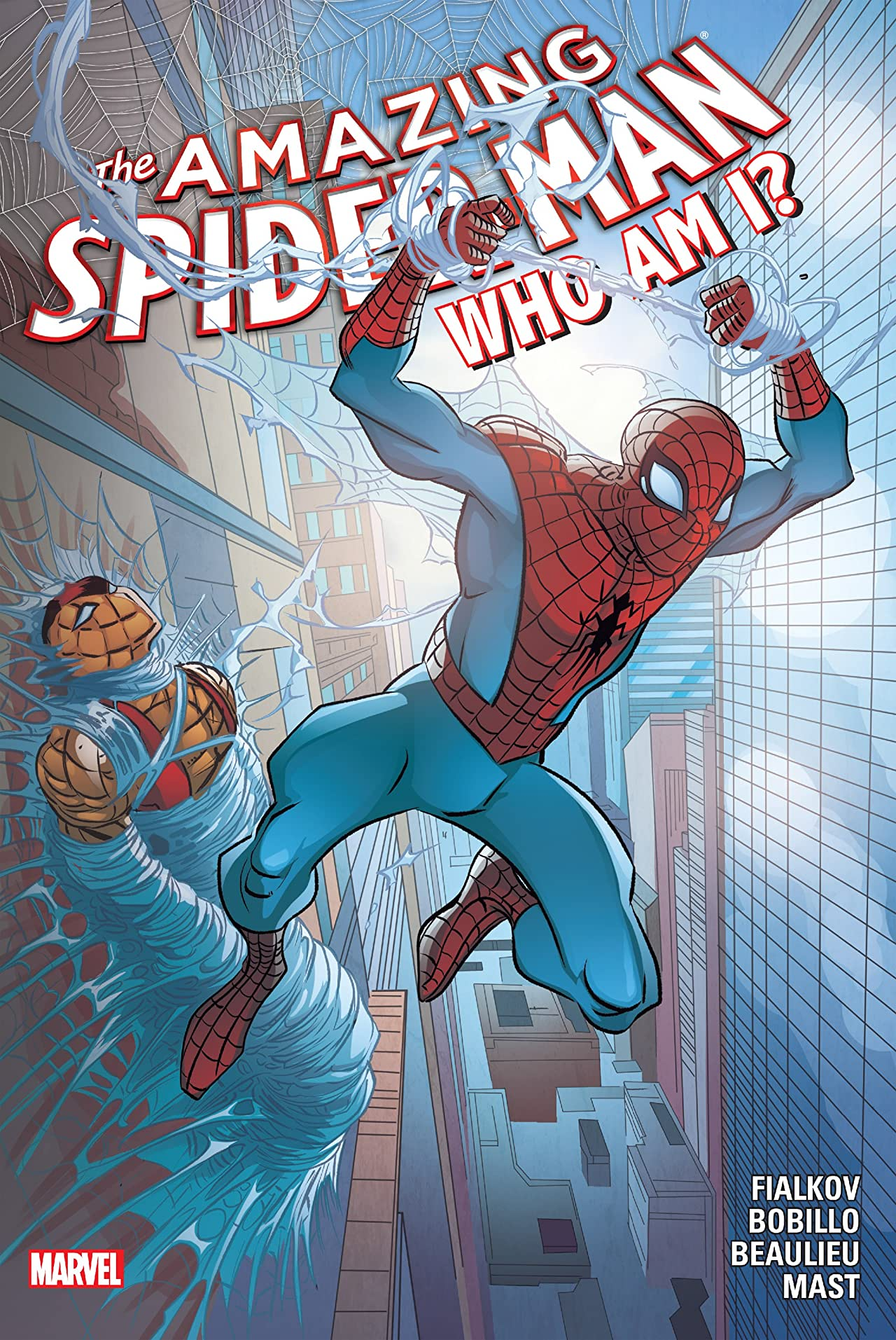 Amazing Spider-Man: Who Am I?