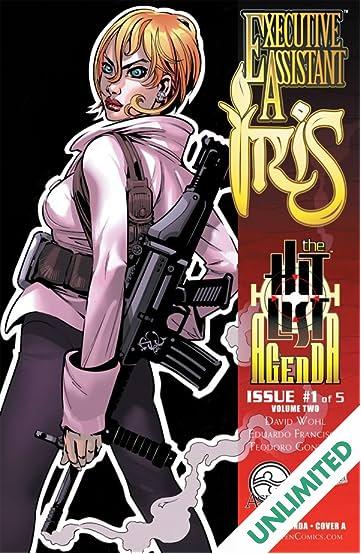 Executive Assistant: Iris Vol. 2 #1