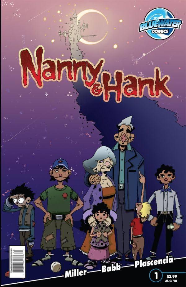 Nanny & Hank #1 (of 4)