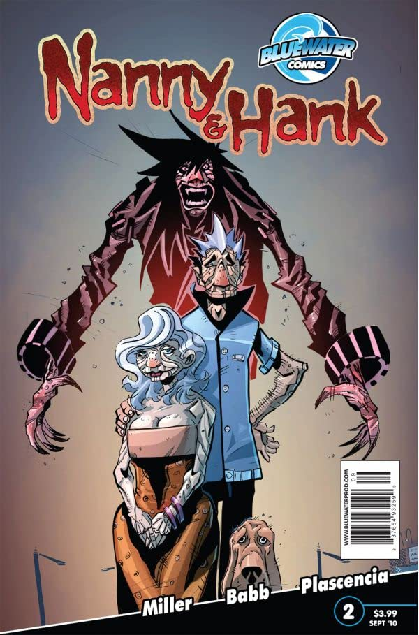 Nanny & Hank #2