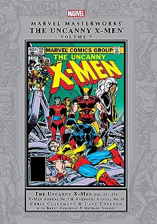 Uncanny X-Men Masterworks Tome 7