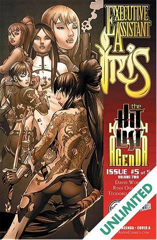 Executive Assistant: Iris Vol. 2 #5
