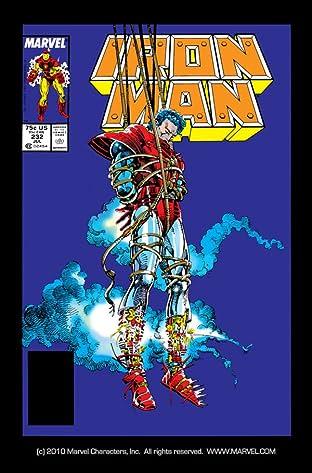 Iron Man (1968-1996) #232