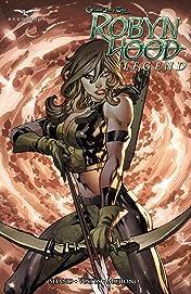 Robyn Hood Vol. 3: Legend