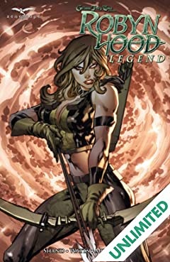 Robyn Hood Vol. 3: Legend