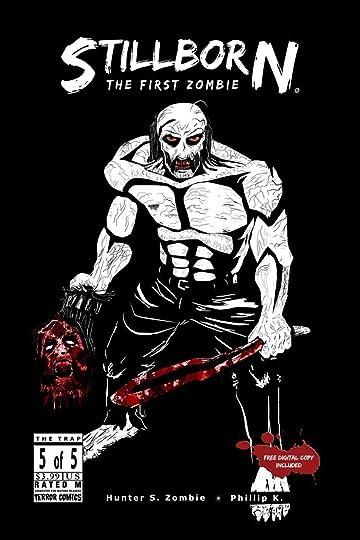Stillborn: The First Zombie #5