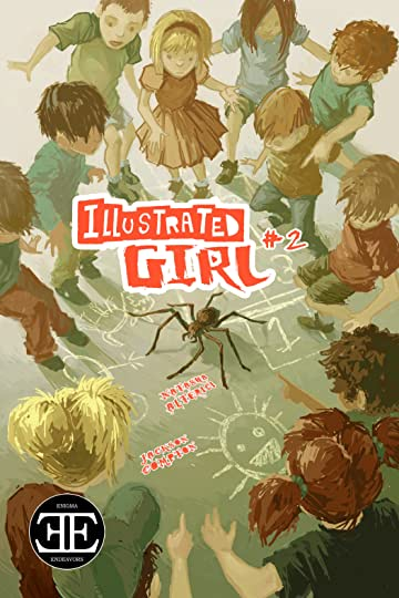 Illustrated Girl #2