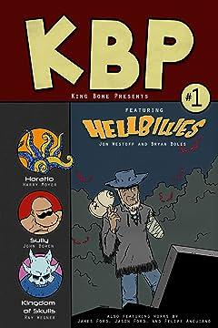 King Bone Presents #1