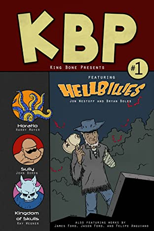 King Bone Presents #1