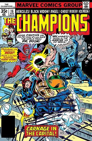 Champions (1975-1978) #16