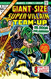 Giant-Size Super-Villain Team-Up (1975) #1