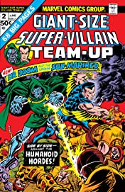 Giant-Size Super-Villain Team-Up (1975) #2