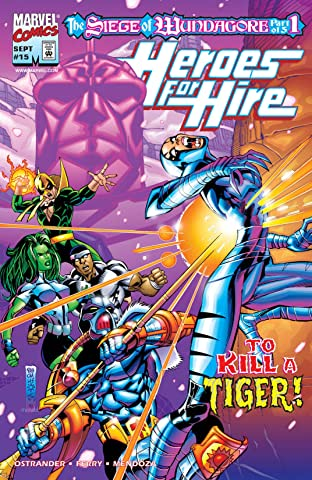 Heroes For Hire (1997-1999) No.15