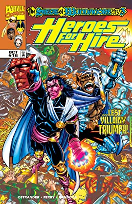 Heroes For Hire (1997-1999) #16