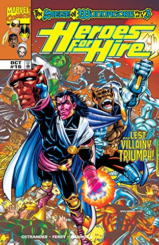 Heroes For Hire (1997-1999) No.16