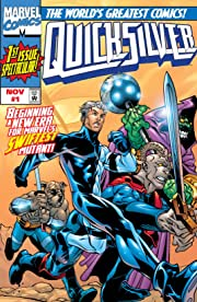 Quicksilver (1997-1998) #1