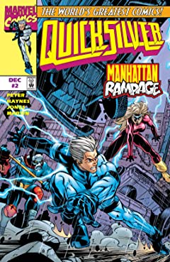 Quicksilver (1997-1998) #2