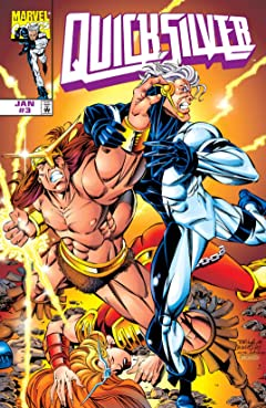 Quicksilver (1997-1998) #3