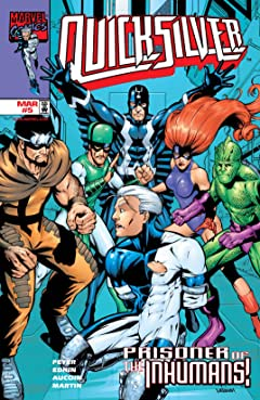 Quicksilver (1997-1998) #5