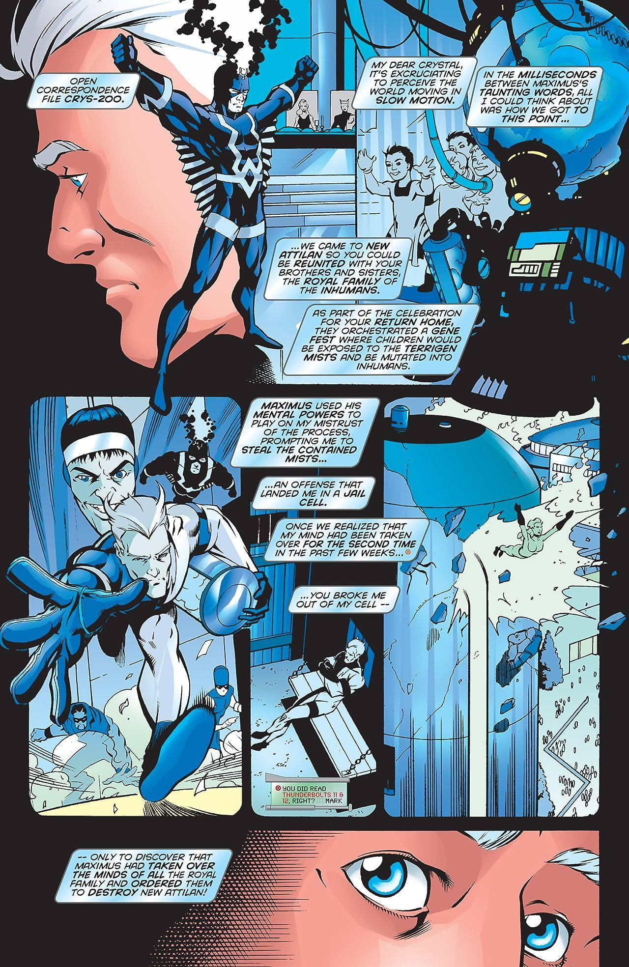 Quicksilver (1997-1998) #6