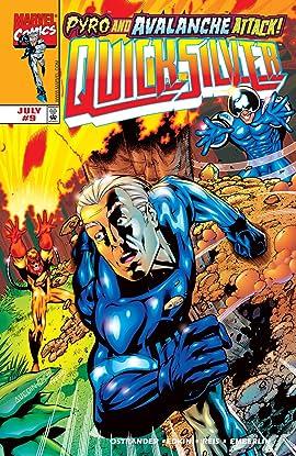 Quicksilver (1997-1998) #9