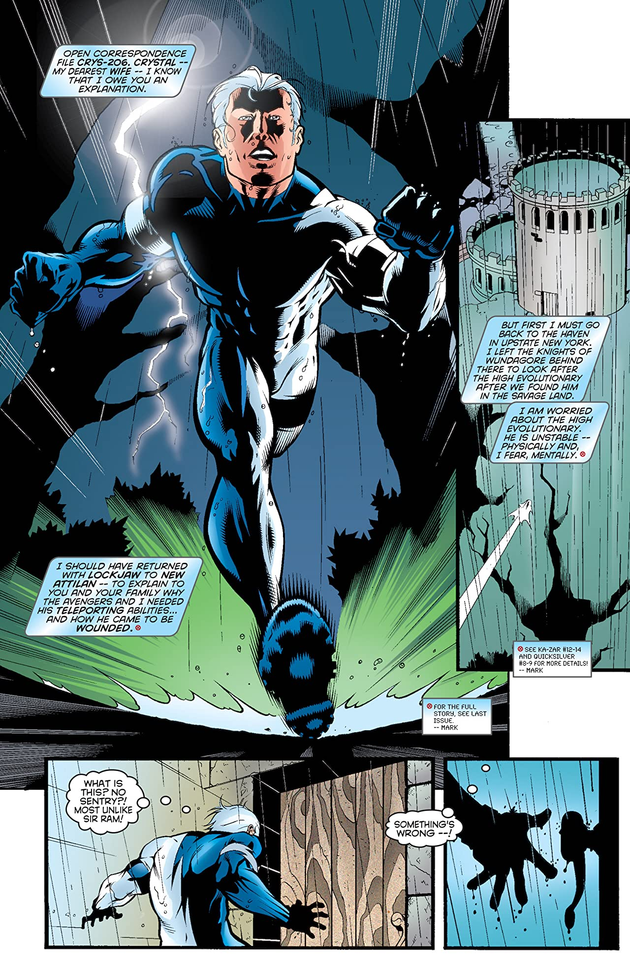 Quicksilver (1997-1998) #11